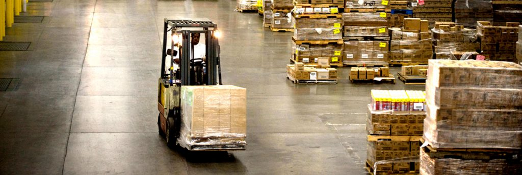 Quality warehousing services